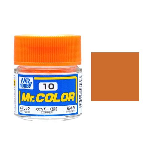 Mr. Color (10 ml) Copper