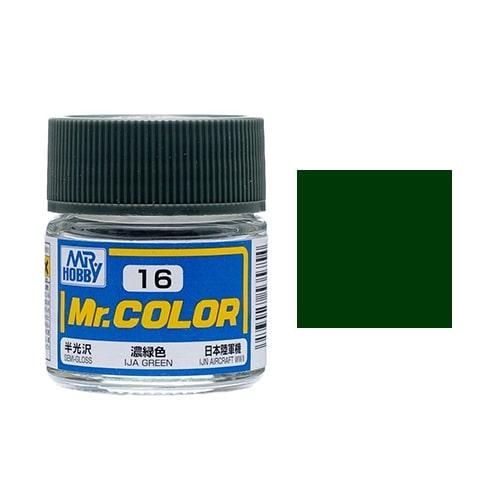 C-016 Mr. Color (10 ml) IJA Green