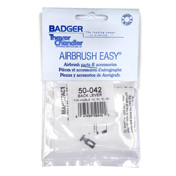 50-042 Back Lever για τα μοντέλα Badger 100, 150, 155, 360