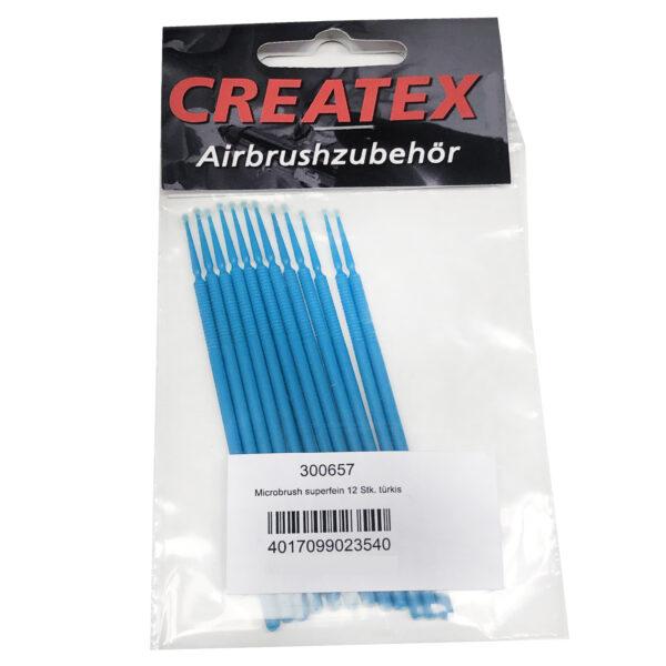 CREATEX Microbrush 12τεμ. super-fine
