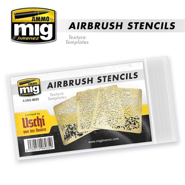 AMMO AIRBRUSH STENCILS