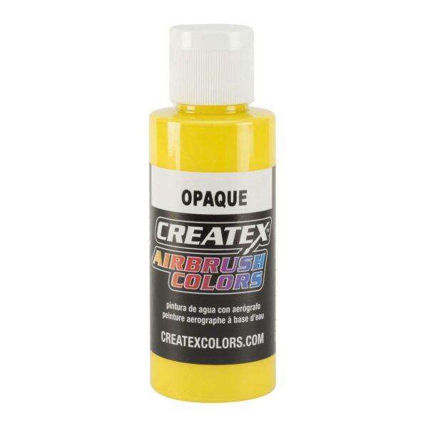 5204 Createx Οpaque Yellow 60m