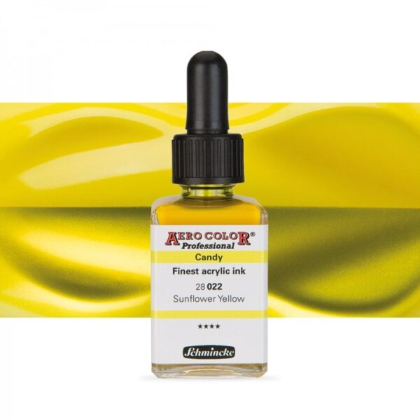 022 Sunflower Yellow