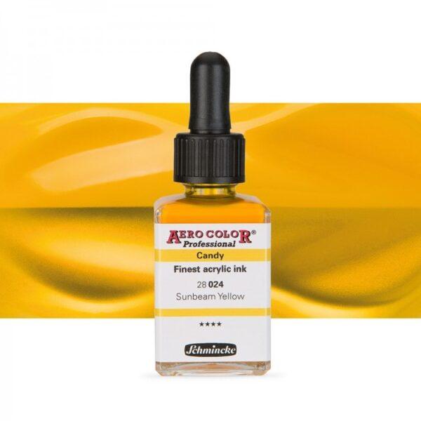 024 Sunbeam Yellow
