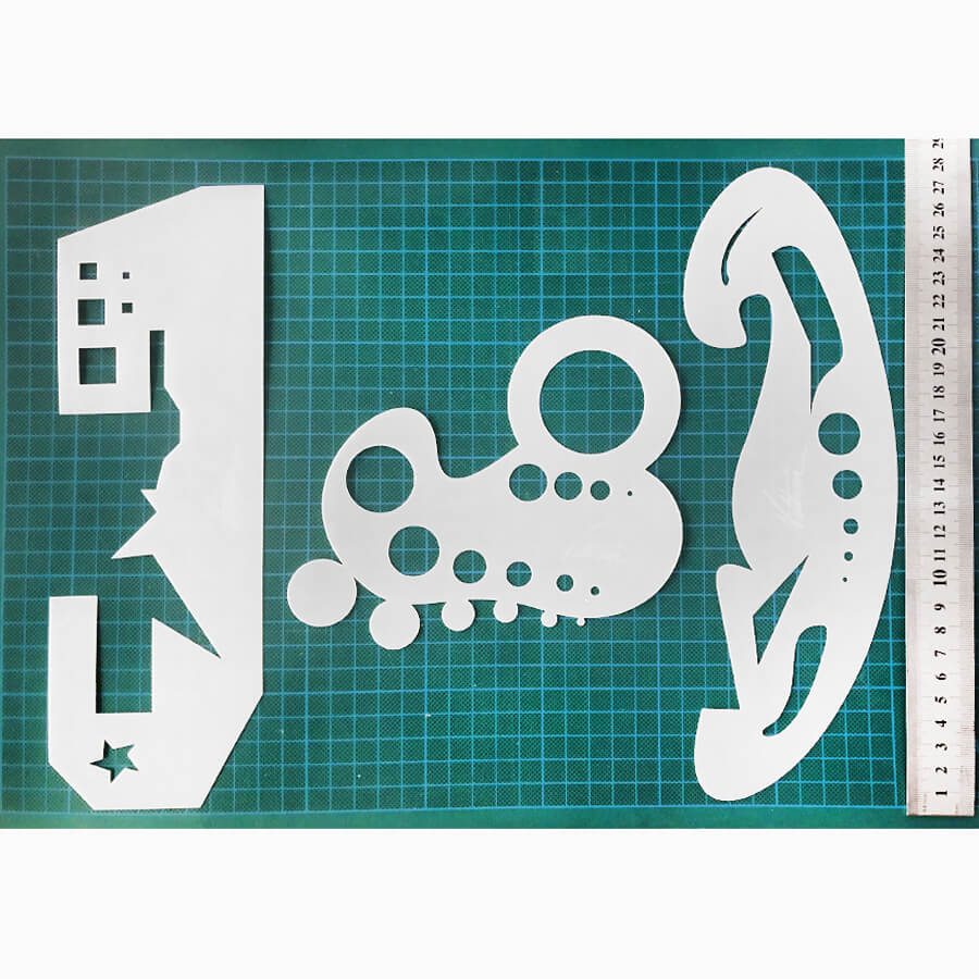 Airbrush Studio Stencils
