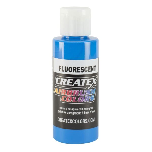 Createx 5403 Fluorescent Blue 60ml