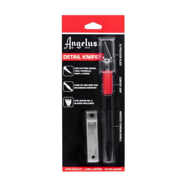 Angelus Detail Knife + 5 Replacement Blades