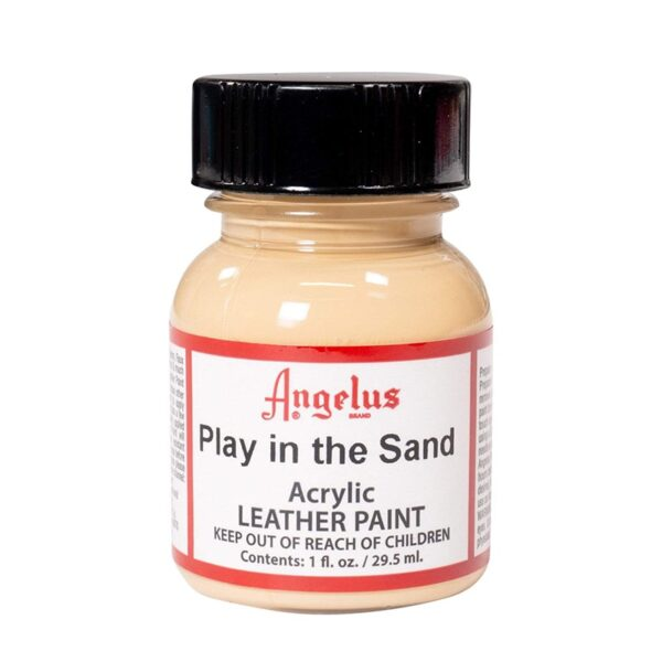 Angelus Leather Paint Play in the Sand 29,5ml