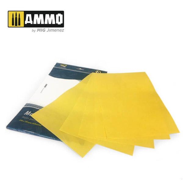 AMMO MASKING SHEETS