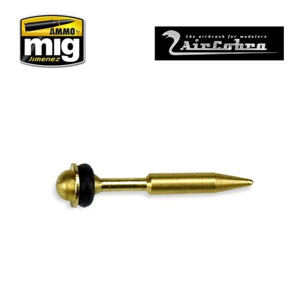 Trigger valve stem