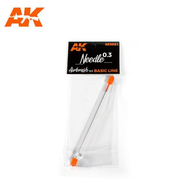 0.3 NEEDLE FOR AK AIRBRUSH
