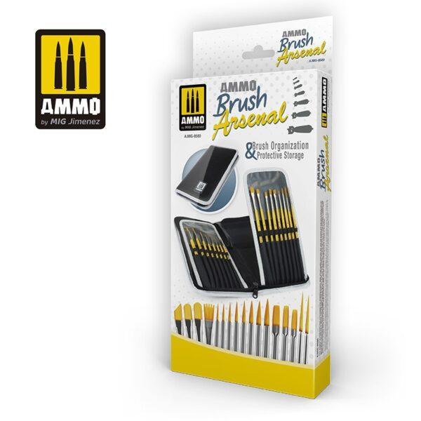 AMMO Brush Arsenal